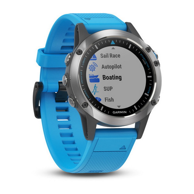 2x Garmin quatix® 5-horloges