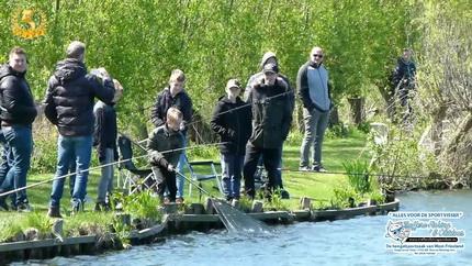 6e Karper Jeugddag Treffers – Fishing & Outdoor 02-05-2019