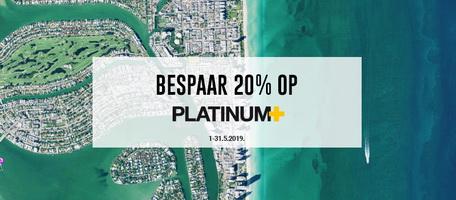 20% korting op Navionics Platinum+ alleen in mei!