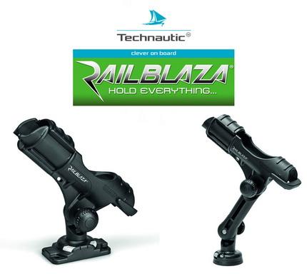 Nieuwe producten Railblaza