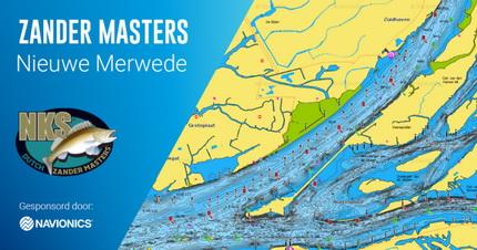 NKS Navionics Zander Masters Nieuwe Merwede