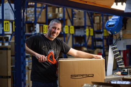 Spro zoekt enthousiaste magazijnmedewerkers
