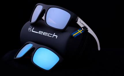 Nieuwe producten bij Mac Fishing. Leech zonnebrillen.