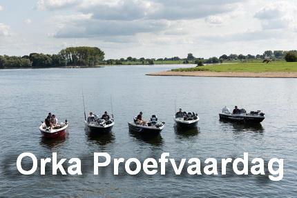 Orka boten organiseert 31 augustus proefvaardag op Eiland van Maurik