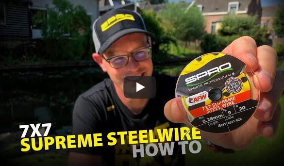 7×7 Supreme Steelwire van Spro