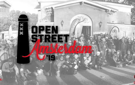 OPEN STREET AMSTERDAM IS BACK!