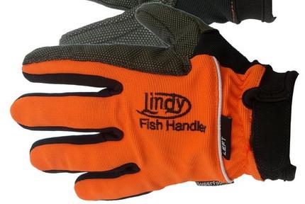 Gezien bij Mac Fishing. Lindy onthaak handschoen.