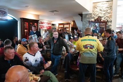 Predator Battle Ierland 2019 deel 2: 'Team meeting'