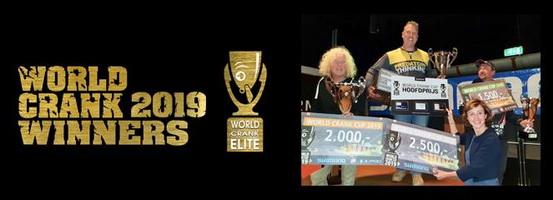 World Crank Cup 3e wedstrijddag en prijsuitreiking
