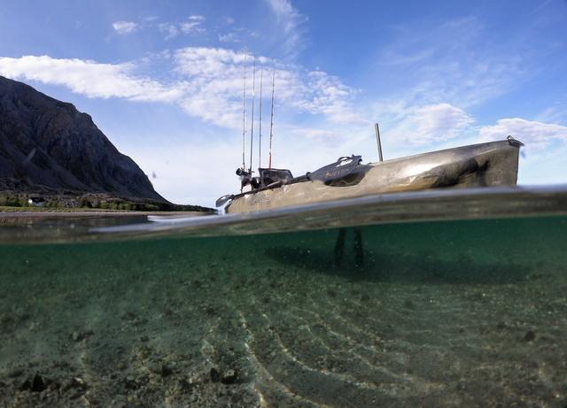 De Hobie kayaks hebben hun populariteit voornamelijk te danken aan het trapsysteem welke MirageDrive word genoemd