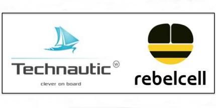 Technautic exclusieve distributeur van Rebelcell