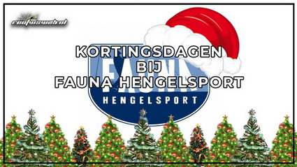 Video Highlights Kortingsdagen Fauna Hengelsport