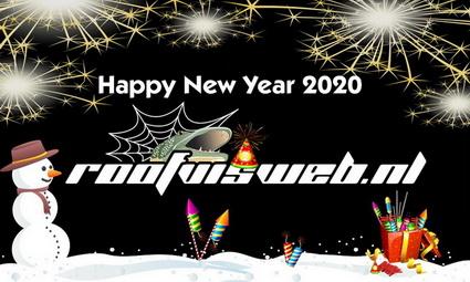 Roofvisweb wenst u een Gelukkig en Visrijk 2020