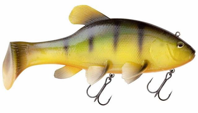 Quantum Freak of Nature swimbait tench 23cm firetiger