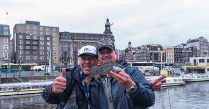 Streetfishing competitie 2020