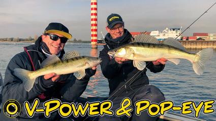 2 Baits Challenge – Baars en snoekbaars op de rivier