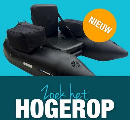 Nu verkrijgbaar bij Zunnebeld Hengelsport: De Floatmaster XL