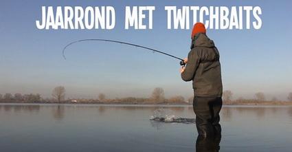 Nieuwe video VisTd Jaarrond met Twitchbaits.