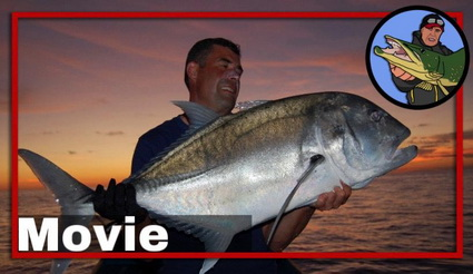 Evert Oostdam, Papuan Black Bass & Giant Trevally Fishing deel 2.
