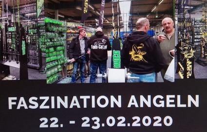 Meervalshop Tom-Cat dit weekend aanwezig op Faszination Angeln Lingen