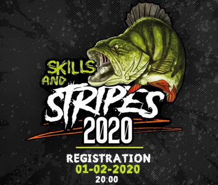 Aanmelden baars wedstrijd SKILLS AND STRIPES 2020