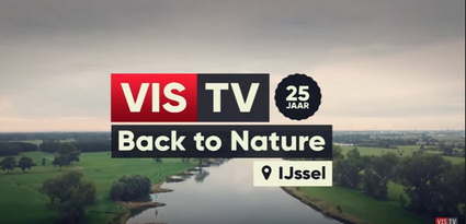 Kribhoppen langs de IJssel in 8e aflevering VIS TV
