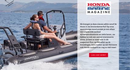 3e Honda Marine Magazine Online.