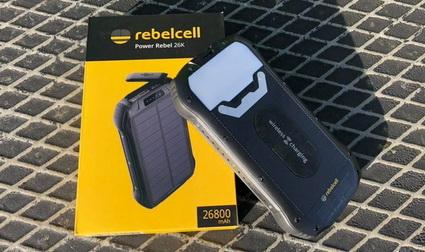REBELCELL Power Rebel 26K Powerbank.