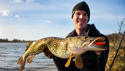 Nieuwe video Fishuals, vluchten voor de boswachter