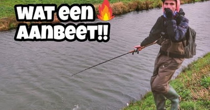 Hartverzakkende snoek aanbeten in nieuwe video Water Wolves Fishing Crew