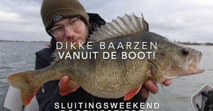 JLpikeBUSTERS NL – Dikke baarzen vanuit de boot! (2KG+!!)