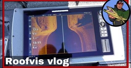 Uitleg over side imaging en het plaatsen van de Transducer.