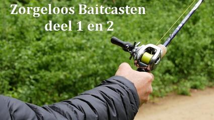 Video zorgeloos Baitcasten deel 1 en 2. St.MarcFishing