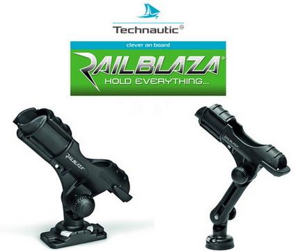 De nieuwste producten van Railblaza