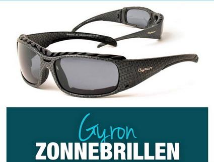 Gyron Zonnebrillen nu bij Zunnebeld Hengelsport