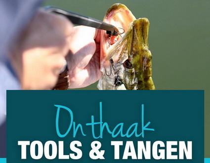Verantwoord vissen: behandel vissen juist!