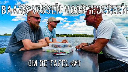 Video Baars Vissen Voor Iedereen Deel 2