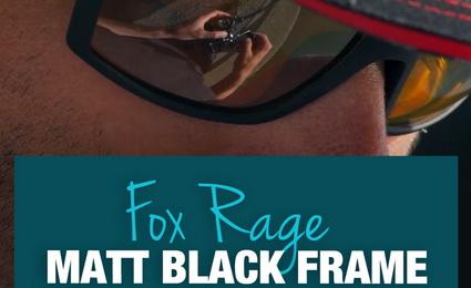 Fox Rage zonnebrillen: stijlvol, functioneel en betaalbaar!
