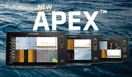 De nieuwe HUMMINBIRD APEX serie