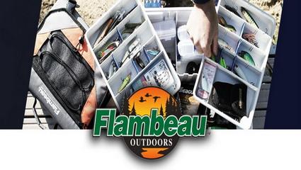 Technautic exclusieve verdeler Flambeau tackleboxen Benelux.