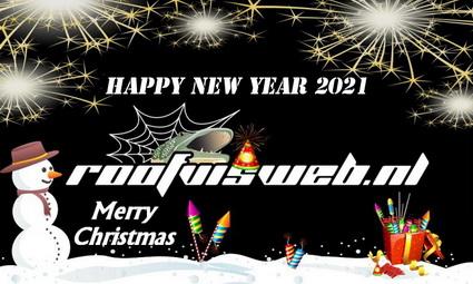 Team Roofvisweb wenst u fijne kerstdagen.