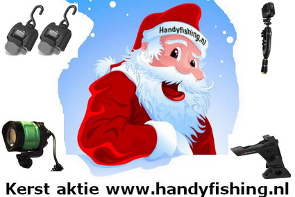 Kerst aktie december handyfishing.nl