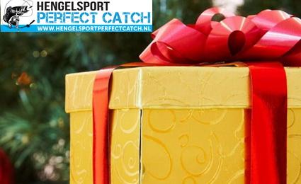 Speciale Feestdagen Giftbox voor de hengelsporter.