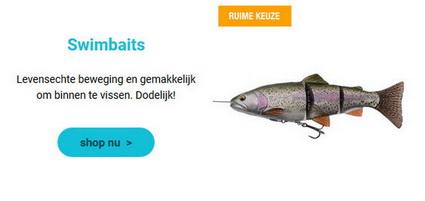 Ontdek het enorme Roofvis assortiment van Zunnebeld