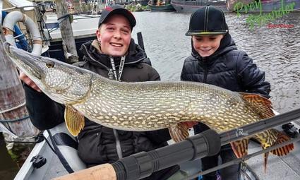 Doodaas vissen met de Prey Provider hengels van Iron Claw.