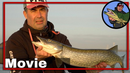 Video Evert Oostdam. Tips snoekvissen op Groot water.