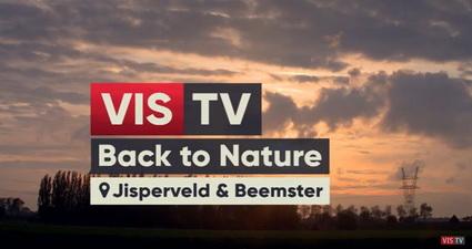 Kajakkend op polderkarper in aflevering 6 VIS TV