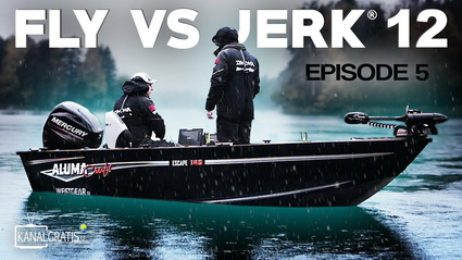 Fly vs Jerk 12 weer van start. Aflevering 5 online.