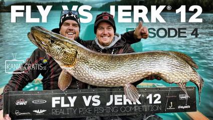 Fly vs Jerk 12 weer van start. Aflevering 4 online.