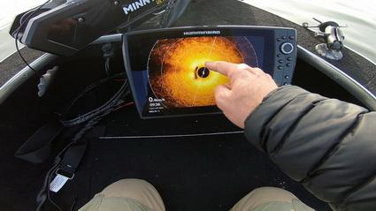 Jerkbait – Twitchbait vissen, m.b.v. Humminbird Mega 360 Imaging